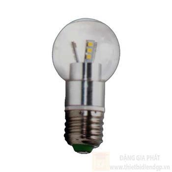 Bóng led 3W, E27, ánh sáng trắng B 3883