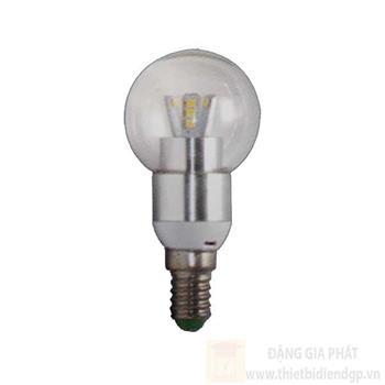 Bóng led 3W, E14, ánh sáng trắng B 3884