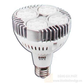 Bóng led COB 35W loại 1, E27-6000K-4000K B 6275B