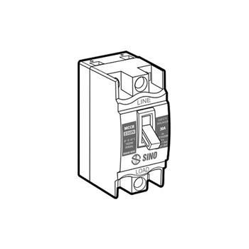 Cầu dao an toàn và cắt dòng rò seri 32 30mA TRL32/10A