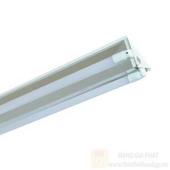 Đèn công nghiệp 2 x 9W T8 chữ V DDK209