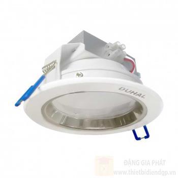 Đèn LED âm trần tán quang Duhal 3W DFA503