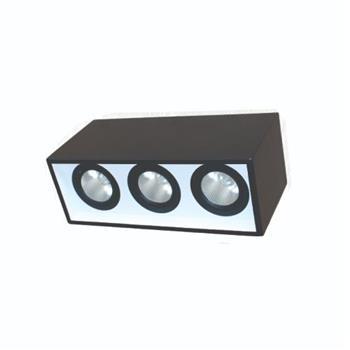 Đèn Led downlight gắn nổi chiếu sâu 3*10W DFB3101