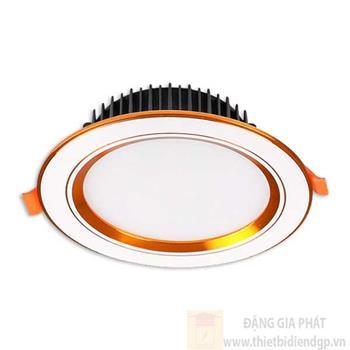 Đèn Led downlight âm trần DLV/3C 12W 3 màu DLV-12/3C
