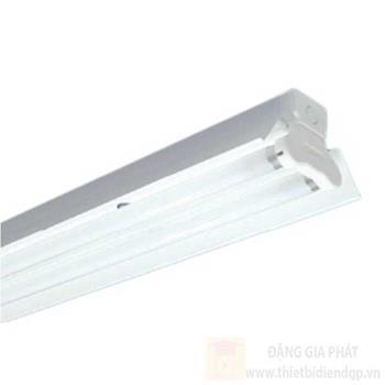 Đèn led công nghiệp chóa sơn tĩnh điện DTJ 2 bóng DTJ2xx