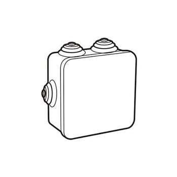 Hộp nối dây chống thấm tự chống cháy E265/1GY