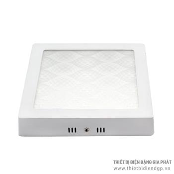 Đèn ốp trần Panel LED vỏ hợp kim 3D ELT8003S ELT8003S