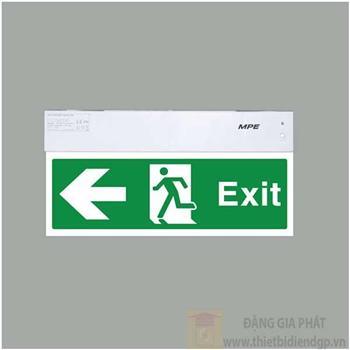 Đèn báo exit một mặt trái EXL/M EXL/M