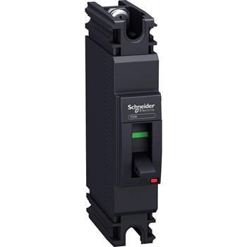 Thiết bị đóng cắt EZC100 1P 15A type N,lcu=18KA 220/240 VAC EZC100N1015