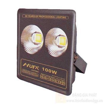 Đèn Pha Led Hufa 100W L285*W90*H355 FAD 100 LED