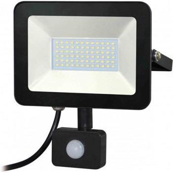 Đèn pha Led mỏng cảm ứng hồng ngoại 30W FLH30W-FS23B
