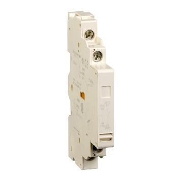 TeSys GV2 & GV3 - auxiliary contact block - 1 NO + 1 NC GVAN11
