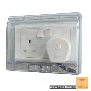 Mặt che chống nước cho 2 thiết bị GWS/2