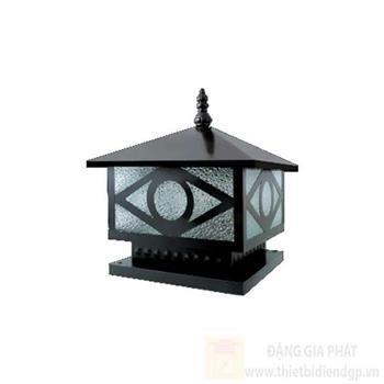 Đèn trụ cổng Vuông Hufa L300*W300*H300 HF-04C