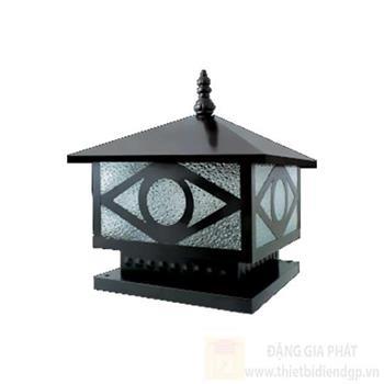 Đèn trụ cổng Vuông Hufa L350*W350*H350 HF-04D