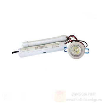 Đèn led khẩn cấp âm trần 1w HT1W HT1W