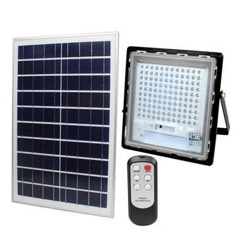 Đèn pha năng lượng mặt trời JinDian 120W JD-7120