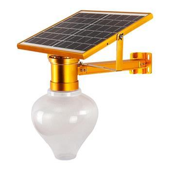Đèn ngoài trời năng lượng mặt trời JinDian điều khiển 15W JD-9909