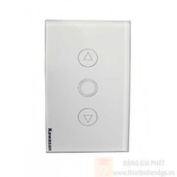 Công tắc Kawasan cảm ứng điều chỉnh độ sáng đèn KW-CTD1-R