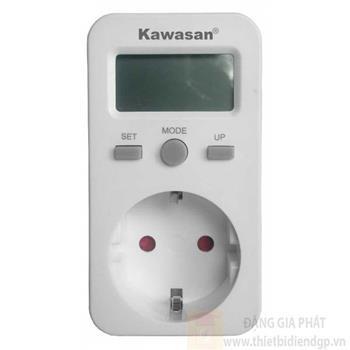 Ổ cắm đo điện năng/công suất Kawasan KW-EN106