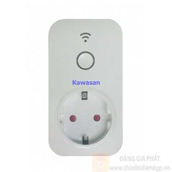 Ổ cắm đa năng Kawasan điều khiển từ xa - hẹn giờ bằng wifi KW-WIFI-TS1