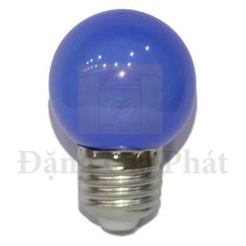 Bóng Led MPE trái chanh trang trí màu xanh dương 1.5W LBD-3BL