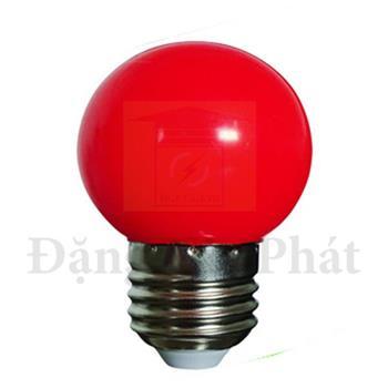Bóng Led MPE trái chanh trang trí màu đỏ 1.5W LBD-3R