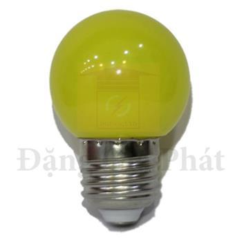 Bóng Led MPE trái chanh trang trí màu vàng 1.5W LBD-3YL
