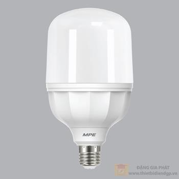 Bóng bulb trụ MPE LBD2 30W LBD2-30T