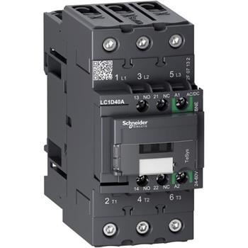 Khởi động từ Tesys D với cuộn dây điều khiển cho cả AC và DC