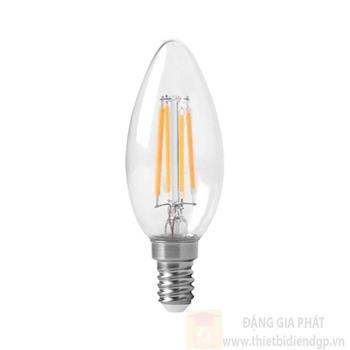 Bóng led Filament 3.2W 250lm LC2603.2dCS