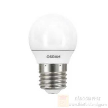 Đèn Led trang trí OSRAM Led Value Classic P40 (E27) 5W LED VALUE CLASSIC P40 (E27) 5W