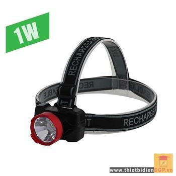 Đèn Pin Led đội đầu 1W Rạng đông D PDD01/1W