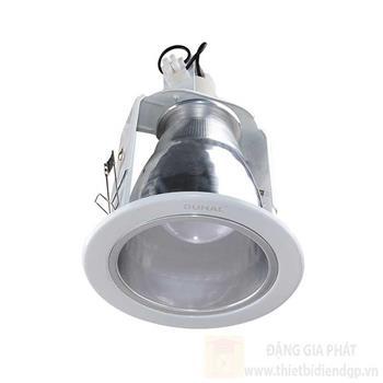 LGL 6 : Đèn downlight âm trần viền sơn trắng 12W LGL 6