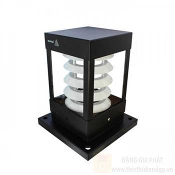 Đèn trụ sân vườn, kích thước L213 x W213 x H270 mm LTV112