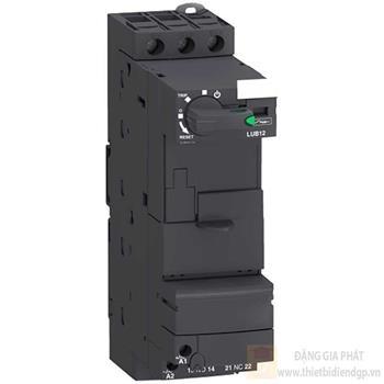 Power base, TeSys U, 3P, 12A/690V LUB12