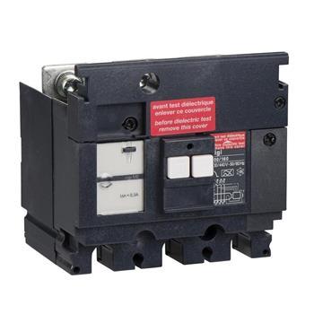 Thiết bị đóng cắt chống rò Vigi module for NSX 100/160 type ME 3P LV429212