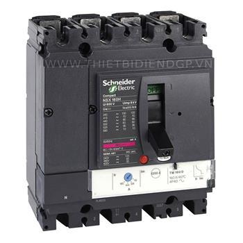 Compact NSX 160H 4P 160A Icu=70ka/415V LV430680