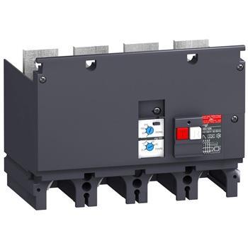Thiết bị đóng cắt chống rò Vigi module for NSX400/630 type MB 4P LV432456
