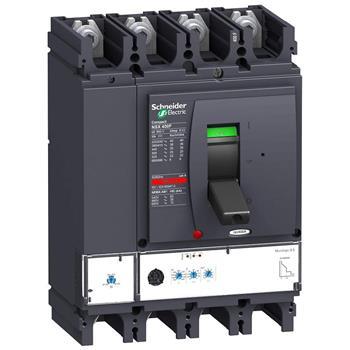 Compact NSX 400F 4P 400A Icu=36ka/415V LV432677