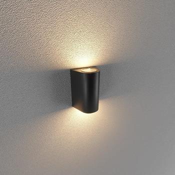 Đèn Led gắn tường ngoài trời (LWA Series) 2*7W Vỏ Trắng và Vỏ Đen LWA0149B