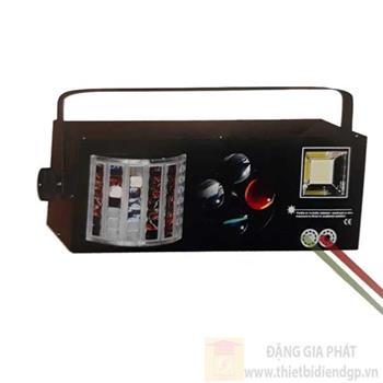 Máy bắn tia Laser 404, 4 trong 1 L340*W120*H120 Laser 404