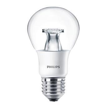 Bóng LED bulb Philips dimmer E27 6W MASTER LEDbulb DT 6-40W E27 A60 CL