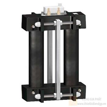 Current transformer tropicalised for bars 55x165 METSECT5VV500