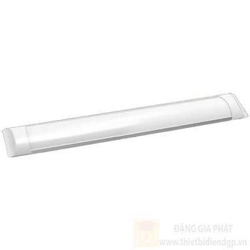 Đèn led bán nguyệt Hufa dẹp, thân nhôm 36W 1.2m MÁNG LED DẸP-02/2
