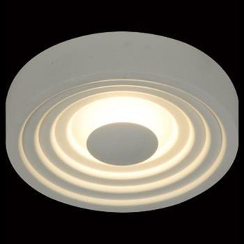 Đèn ốp trần tròn siêu sáng Ø150*H45, SMD 6W- Ánh sáng trắng, vàng MSS-557-Ø150