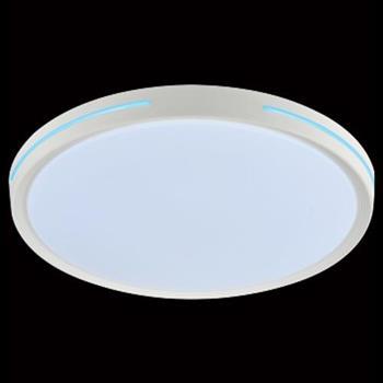 Đèn mâm ốp trần tròn siêu sáng Ø400*H80-LED 30W*2 MSS-669