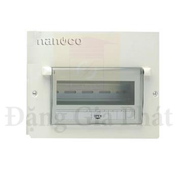 Tủ điện mặt nhựa đế kim loại chứa 5-10 modules NDP110