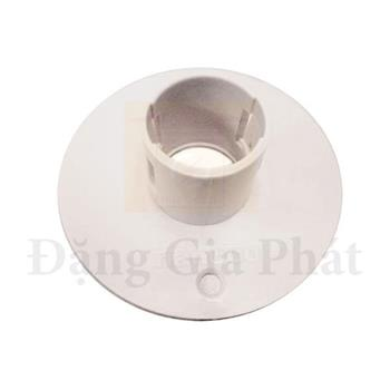 Nắp đậy hộp nối tròn NPA2720F dùng chung với ống mềm PVC NPA2720F