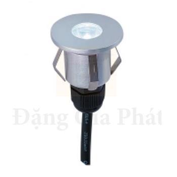Đèn led chiếu chân lắp nổi 1W, H50 mm NSL2101